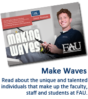 Making Waves at FAU